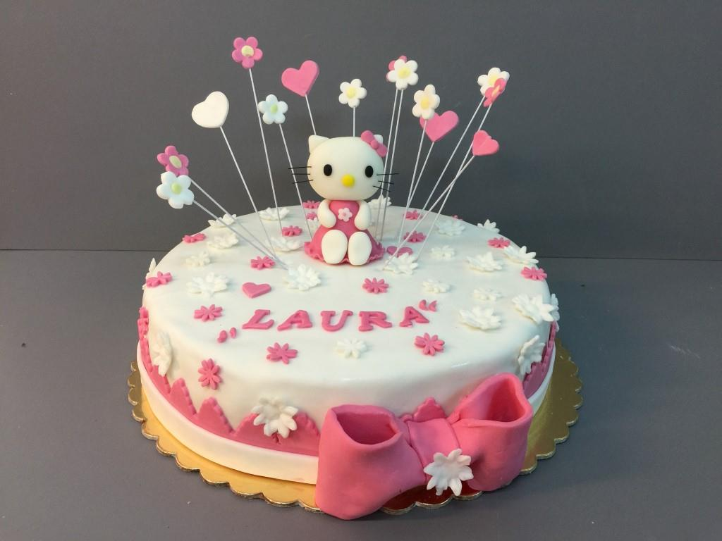 Tort copii Hello Kitty 1