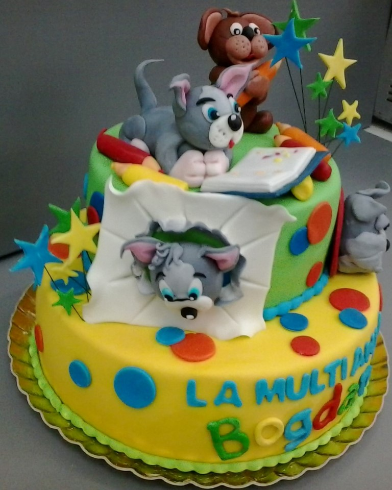 Tort copii Tom si Jerry